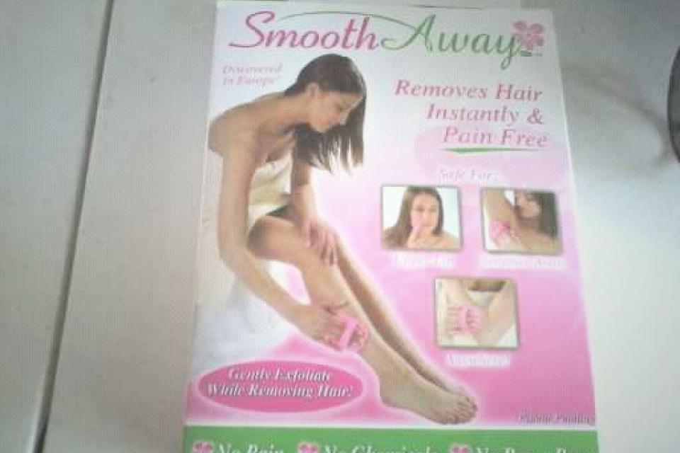 Smooth Away Hair Removal Pads Large Photo