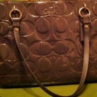 Coach Tote Handbag Photo