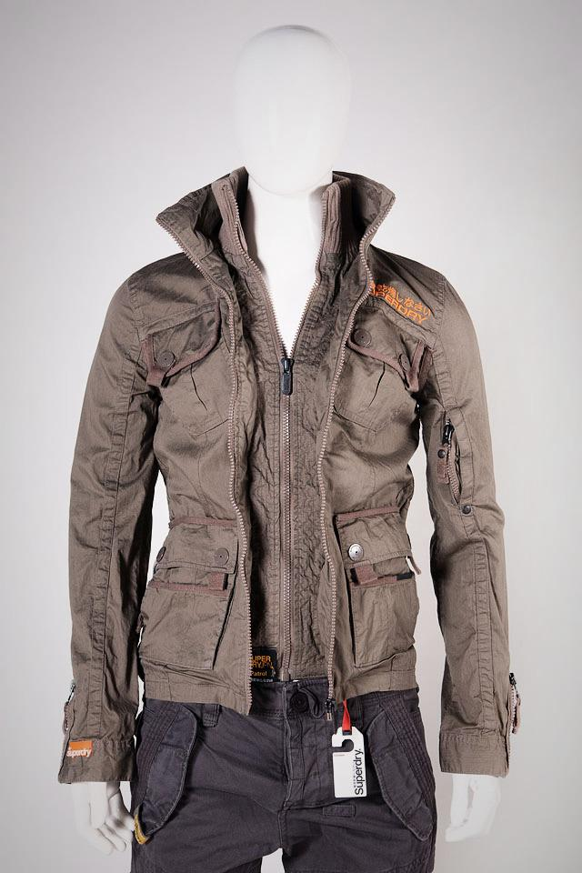 Superdry Patrol Jacket Lite Photo