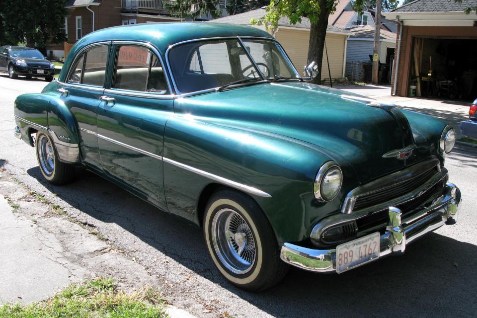 1950-54 Chevrolet 6400 Vent Window Frame Assembly Inner ...